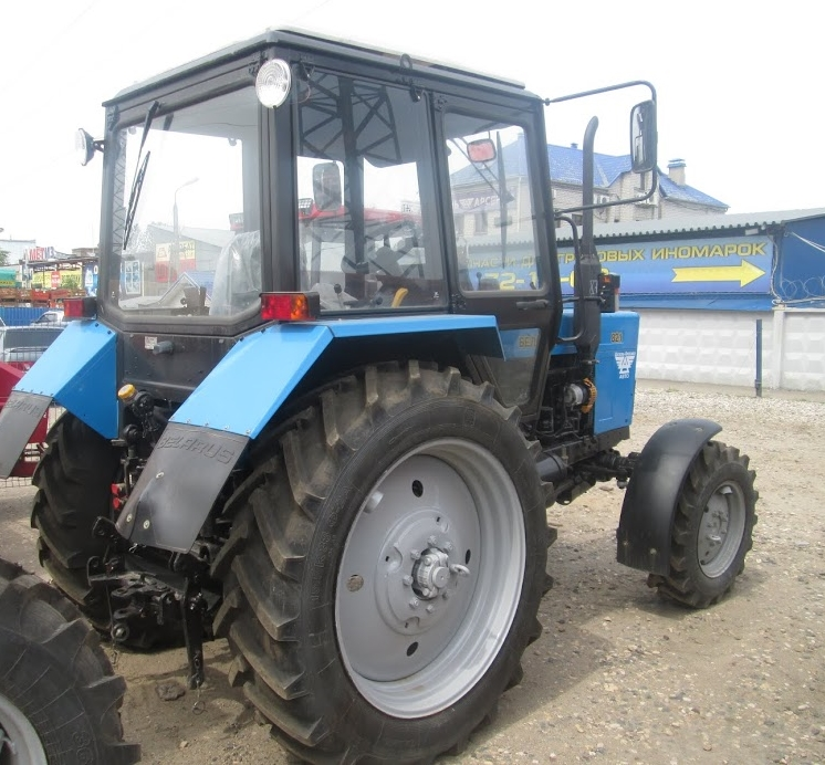Купить Трактор колесный МТЗ 82.1: цена, описание и.